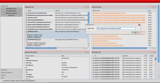 DSB Manager Portal