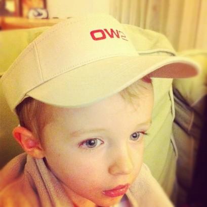 My son is an open source fan